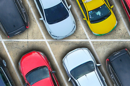 Assurance des véhicules automobiles des entreprises: à partir de 4 voitures