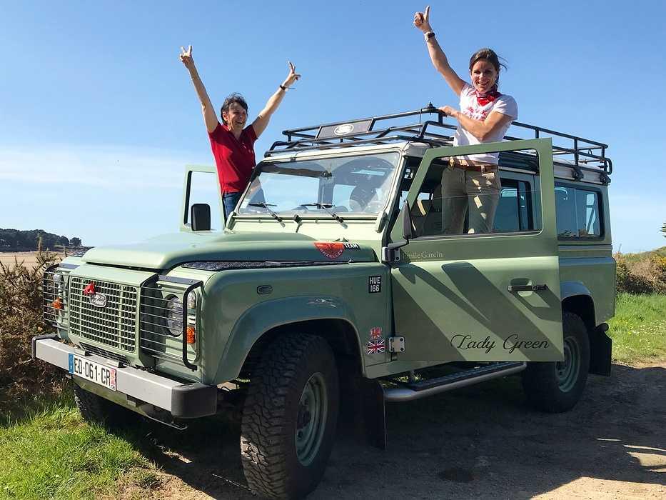 Rallye Aïcha des Gazelles : notre équipage officiellement présenté 0