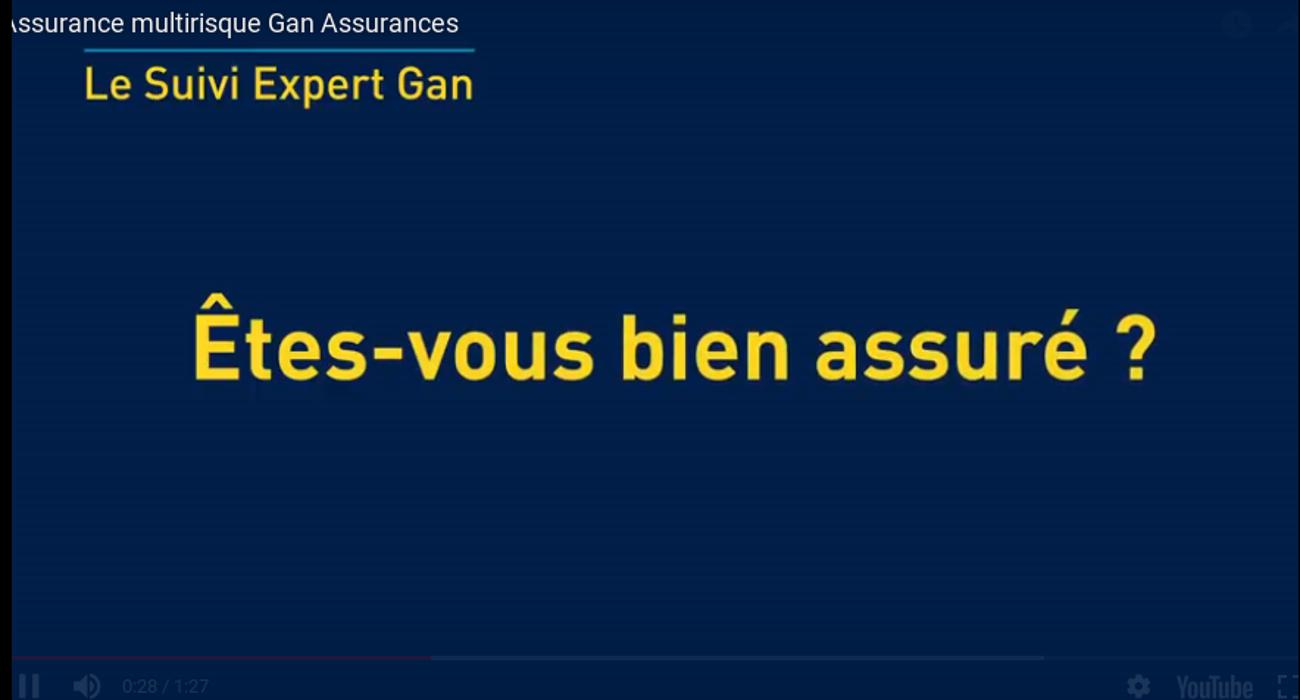 BHP propose: Assurance multirisque Gan Assurances 0